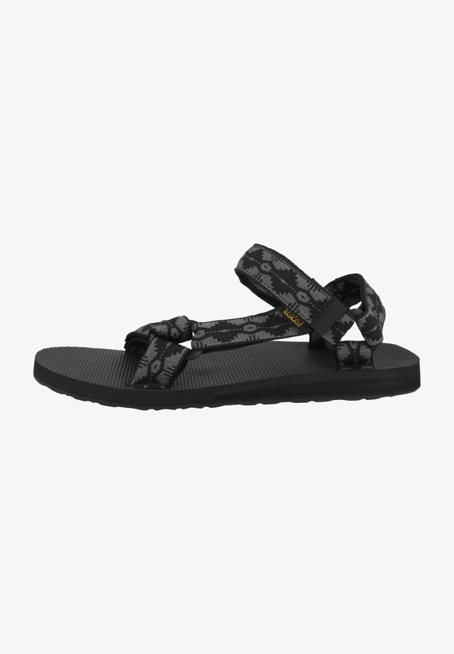 Sandals - canyon dark gull grey (1004006-cdgg)
