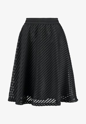 JDYOGGI WIDE SKIRT - A-line skjørt - black