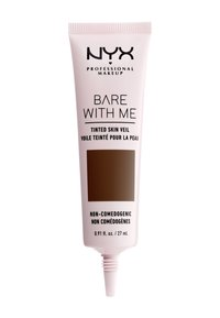 Nyx Professional Makeup - BARE WITH ME TINTED SKIN VEIL - Foundation - 12 deep espresso - 1