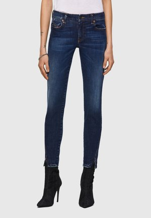 D-JEVEL - Slim fit jeans - dark blue