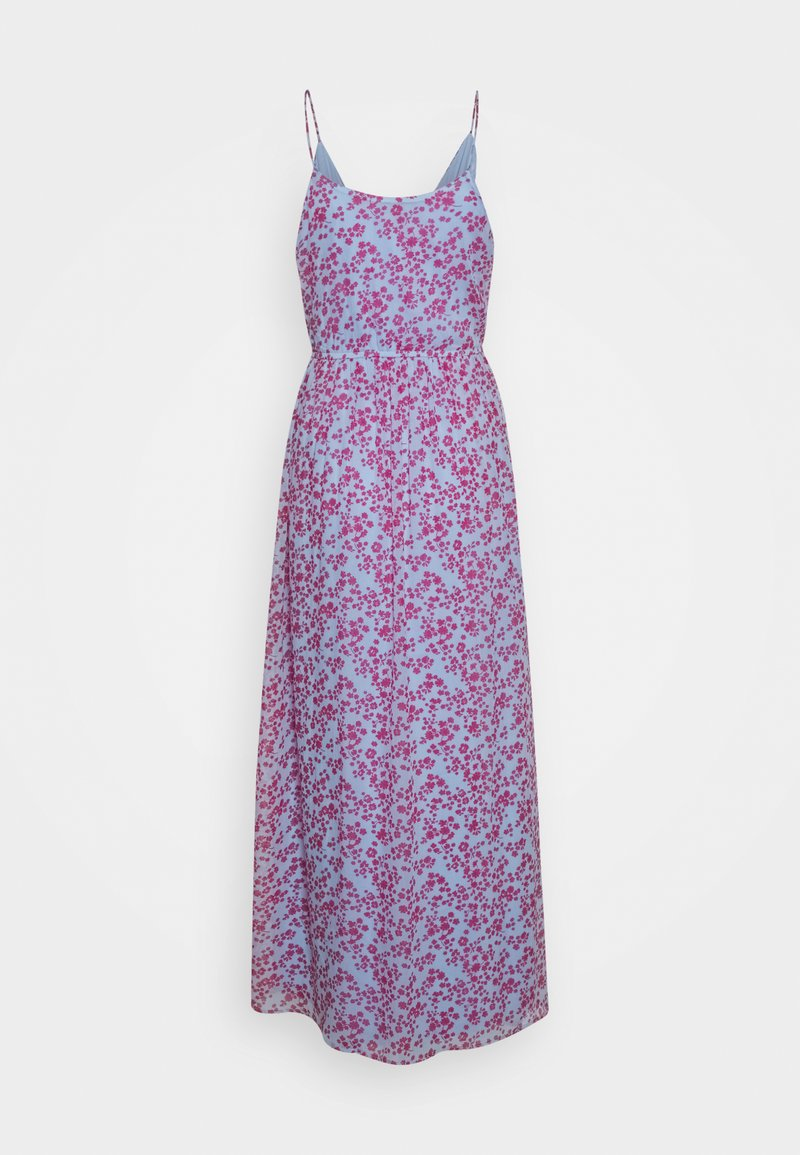 vmwonda - maxi dress - placid blue
