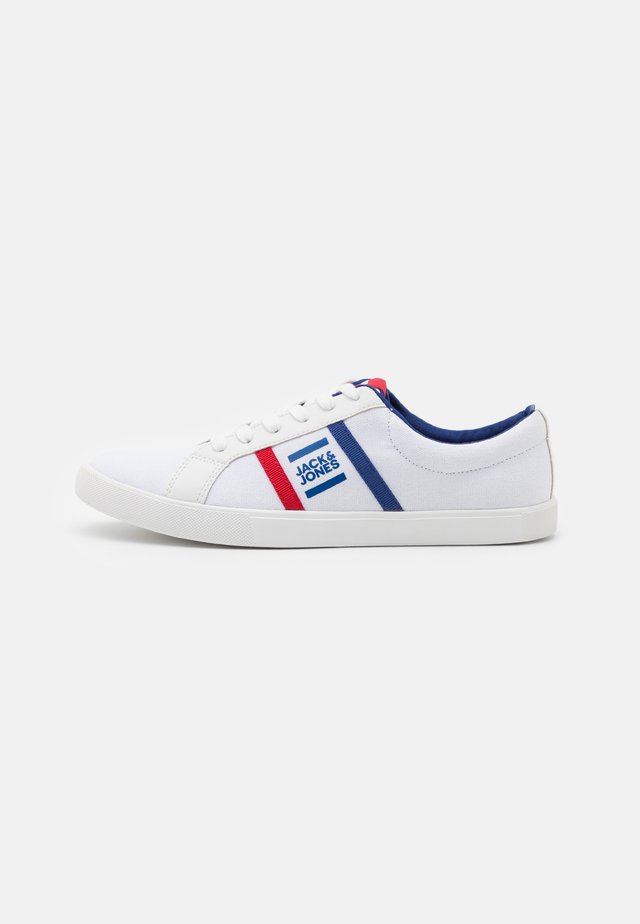 JFWWHILEY - Sneakersy niskie - white/limoges