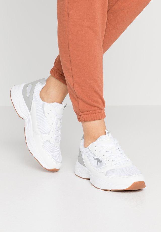 K-POW - Trainers - white/vapor grey
