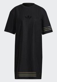 adidas Originals - Skjortklänning - black - 7