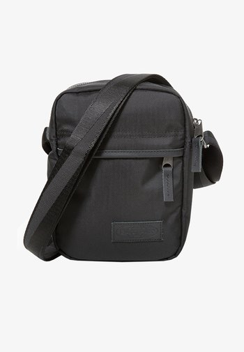 THE ONE/CONSTRUCTED - Across body bag - constructed black
