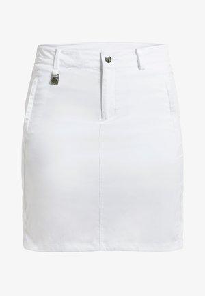ACTIVE SKORT - Sports skirt - white