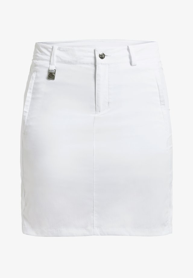 ACTIVE SKORT - Sports skirt - white