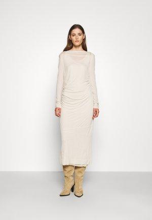 UMA DRESS - Jumper dress - ivory