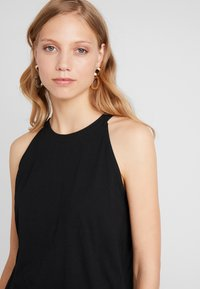 edc by Esprit - BOW BACK - Top - black - 2