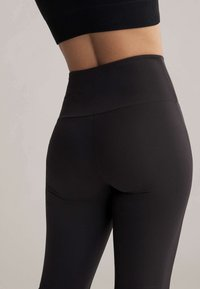 OYSHO - Trousers - black - 4