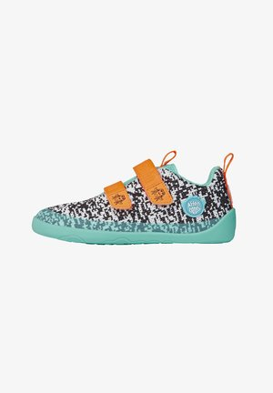 KRABBE - Touch-strap shoes - schwarz