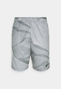 DRY SHORT - Sports shorts - smoke grey/black