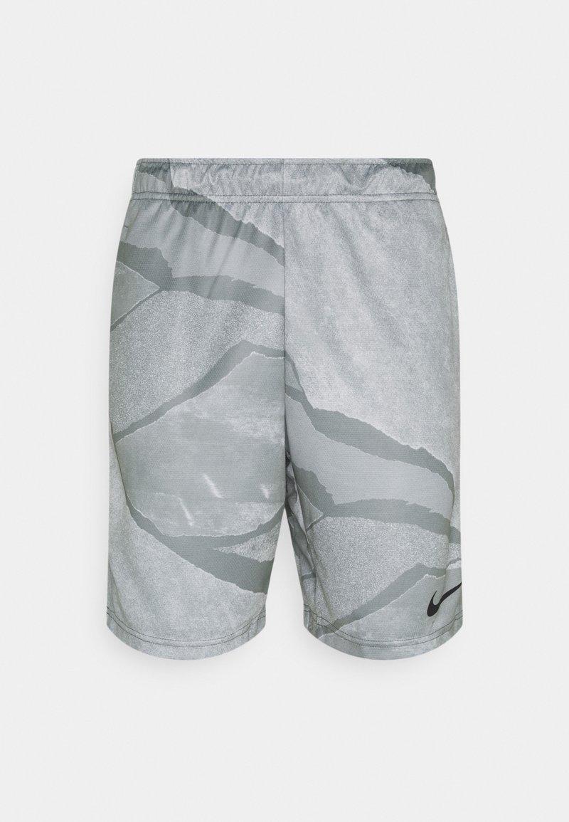 Nike Performance - DRY SHORT - Korte sportsbukser - smoke grey/black