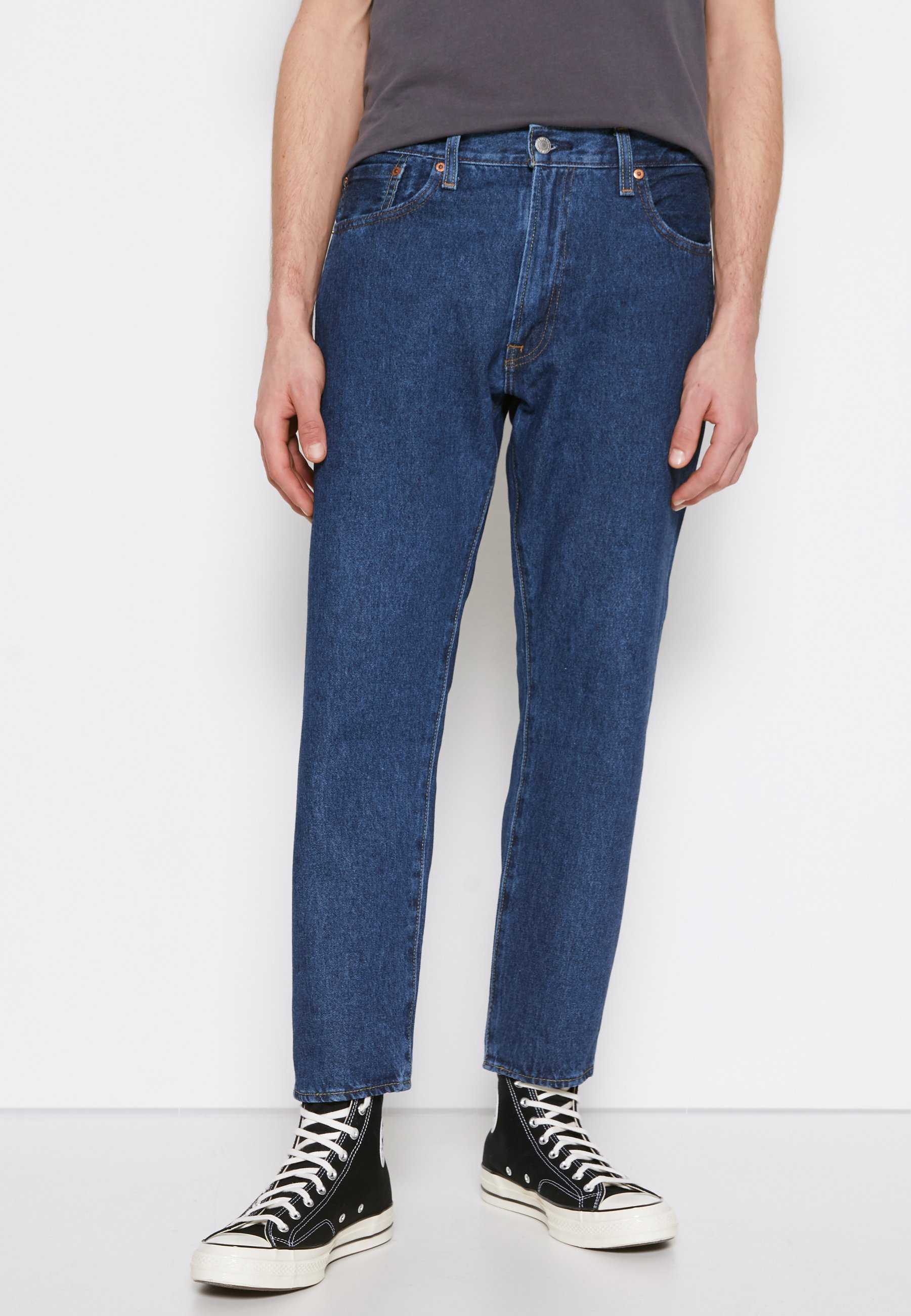 Uomo 551Z STRAIGHT CROP - Jeans baggy