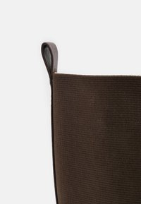 Anna Field Wide Fit - Klassiska stövlar - dark brown - 5