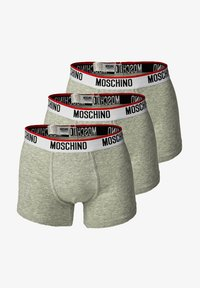 Moschino Underwear - 3 PACK - Pants - grau - 0