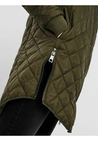 Vero Moda - JACKE   - Light jacket - ivy green - 3