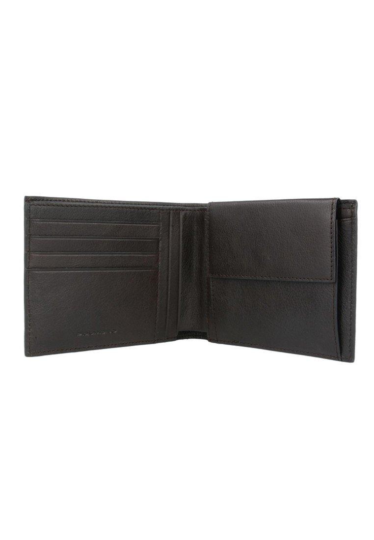 Piquadro BLACK SQUARE - Portefeuille - dunkelbraun