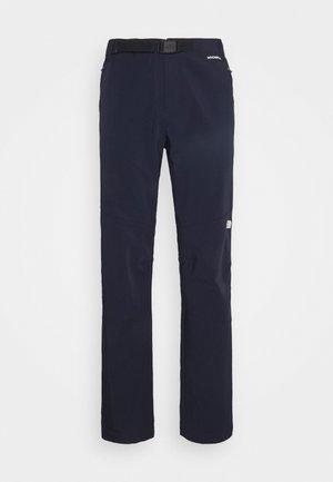 DIABLO PANT - Pantaloni outdoor - aviator navy