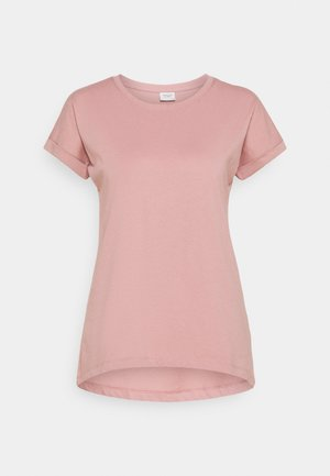 JDYLOUISA NEW LIFE - Basic T-shirt - woodrose