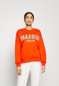 Gina Tricot - RILEY  - Sweater - orange - 0