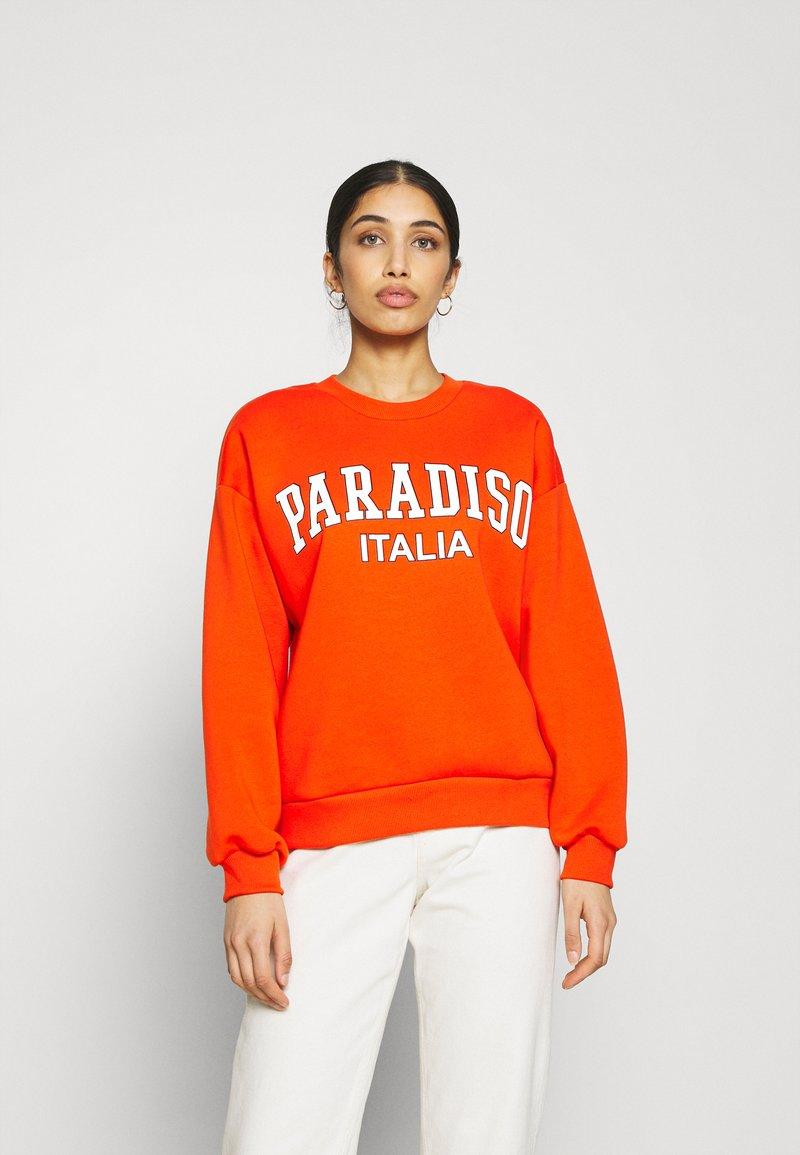 Gina Tricot - RILEY  - Sweater - orange