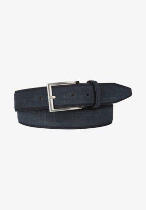 Belt - navy