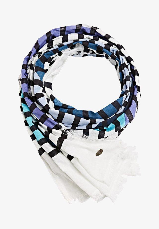 Sjaal - bright blue