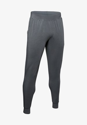 JOGGER - Tracksuit bottoms - pitch gray