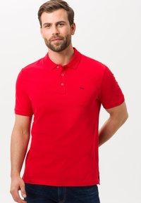 BRAX - STYLE PETE - Poloshirt - red - 0