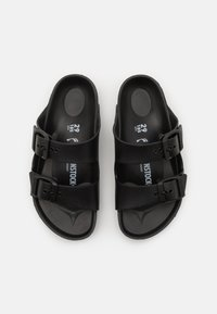 Birkenstock - ARIZONA EVA PLAYGROUND UNISEX - Sandály do bazénu - black - 3