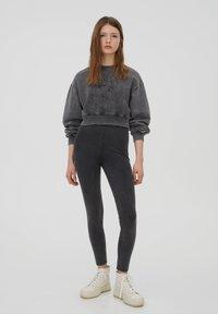 PULL&BEAR - DISNEY - Sweatshirt - dark grey - 0