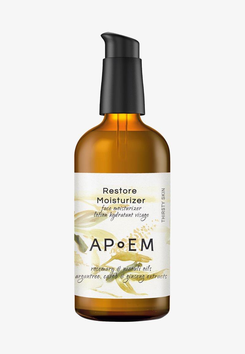 APoem - RESTORE MOISTURISER - Face cream - restore moisturiser