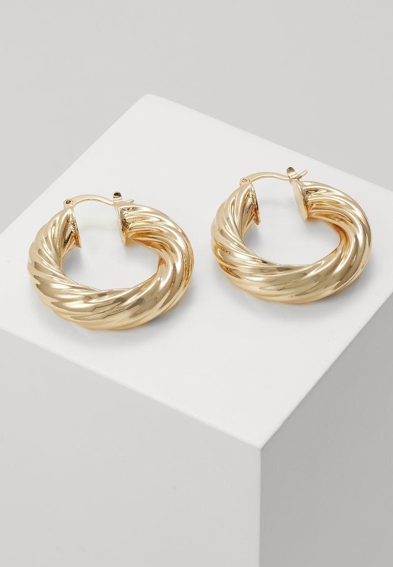sweet deluxe - Orecchini - gold-coloured