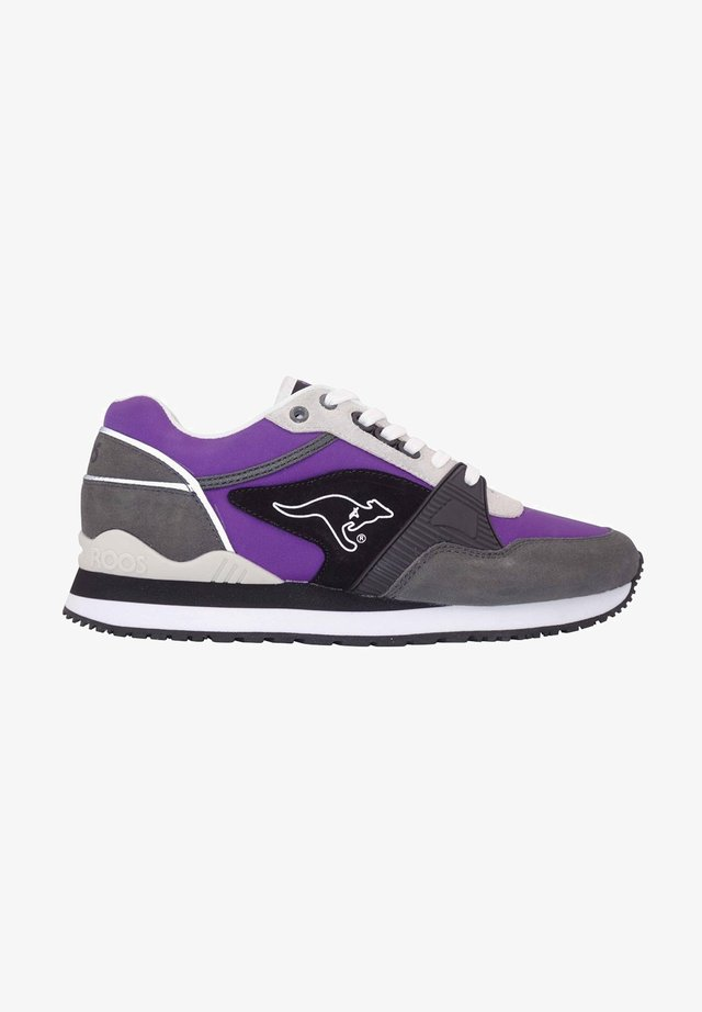 RED SHIELD OG MRT - Sports shoes - grey-purple (47253-2141)