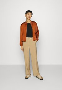 comma - Summer jacket - cognac - 1