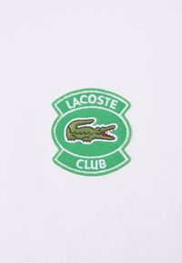 Lacoste - Basic T-shirt - white - 6