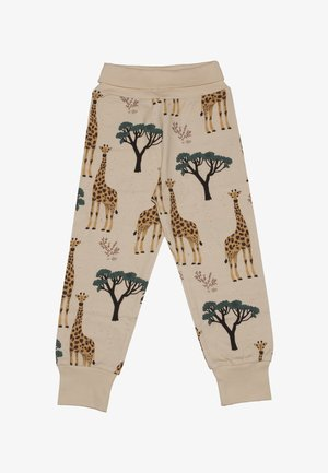 GIRAFFE - Trousers - giraffes