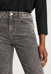 New Look Petite - ACID MOM SANT - Džíny Slim Fit - dark grey - 3