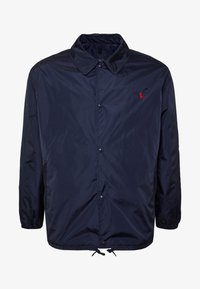 Polo Ralph Lauren Big & Tall - COACHES JACKET - Korte jassen - aviator navy - 4