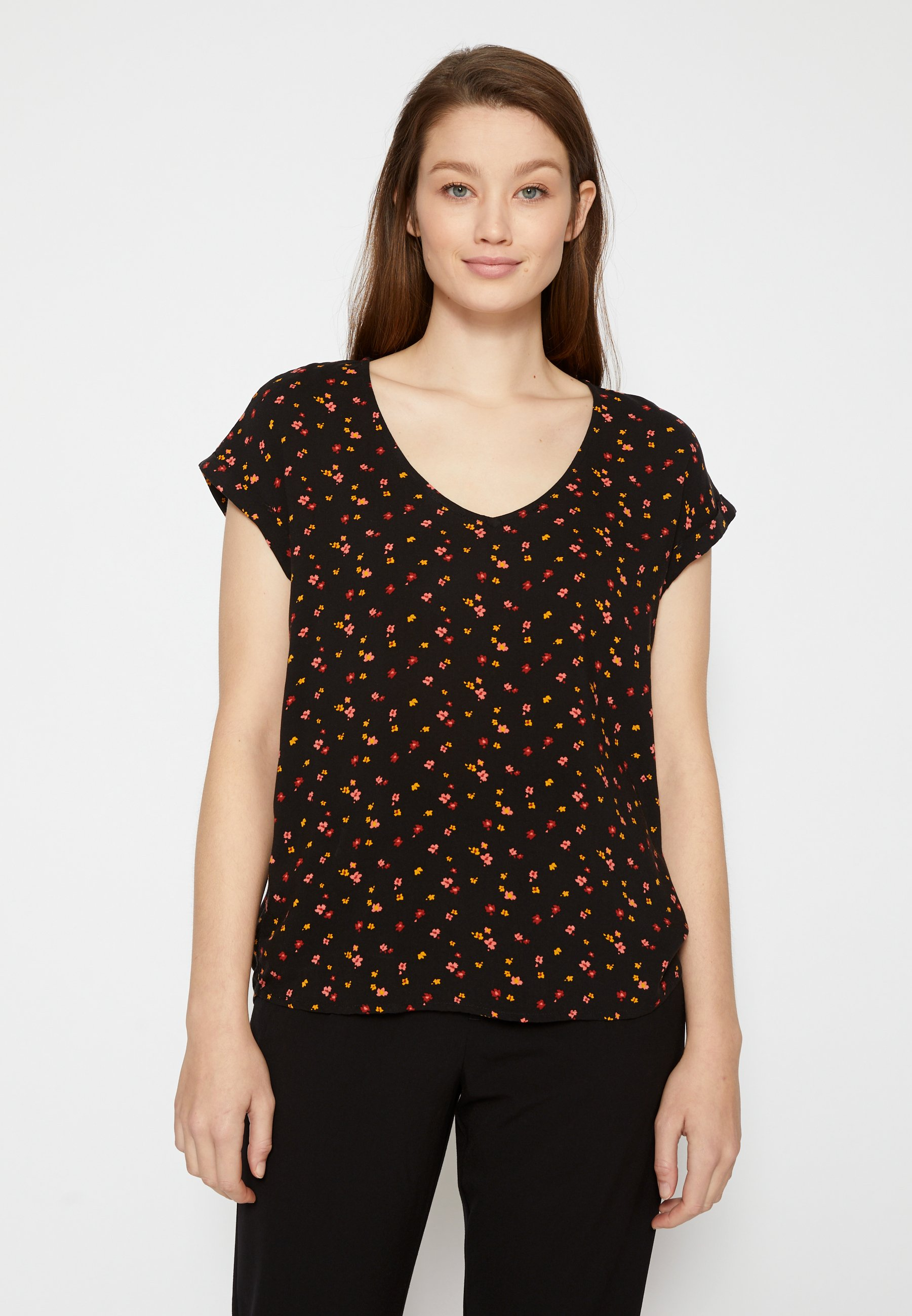 Femme PRINTED SPORTY BLOUSE - Blouse