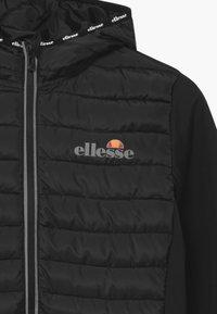 Ellesse - GLINTA QUILTED UNISEX - Trainingsjacke - black - 2