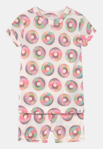 TODDLER DONUT UNISEX  - Pyjama set - new off white