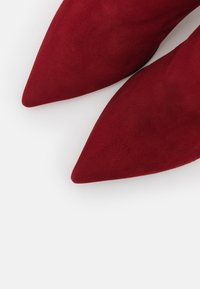 Pura Lopez - Classic ankle boots - dark red - 5