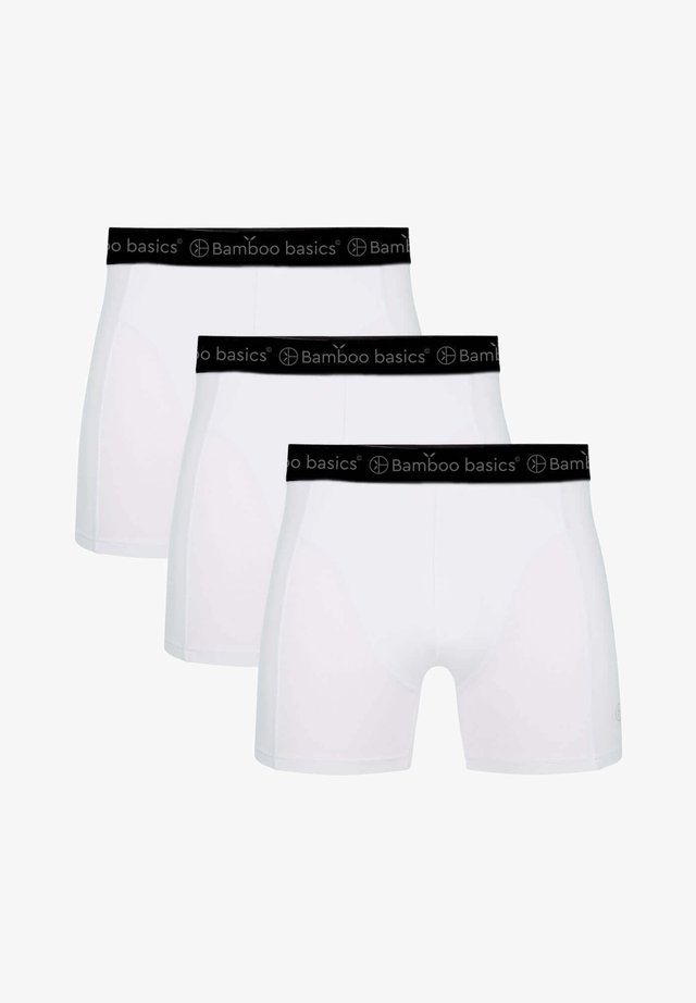 3 PACK - Culotte - white