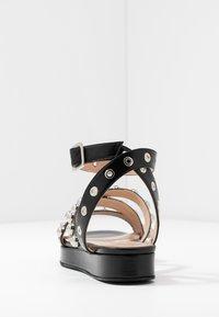 Mulberry - Sandals - nero - 3
