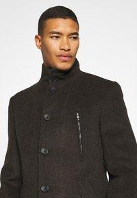 Bruun & Stengade - ONTARIO - Classic coat - brown - 3