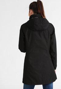 Helly Hansen - ADEN INSULATED COAT - Outdoor jacket - black - 2