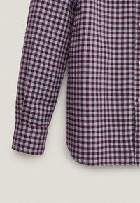 Massimo Dutti - REGULAR-FIT - Shirt - red - 6