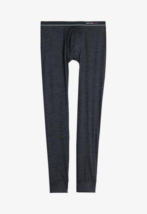 STRUMPFHOSE AUS MERINOWOLLE - Pyjama bottoms - animalier bianco